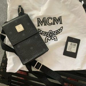 MCM Crossbody Phone Case Belt Bag